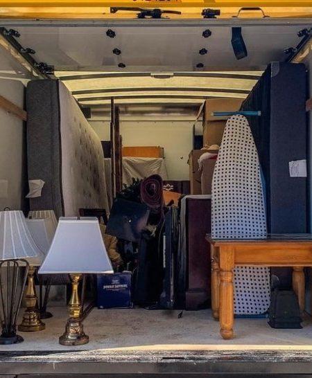 louer camion déménagement