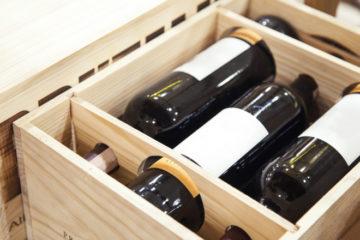 déménager cave à vins
